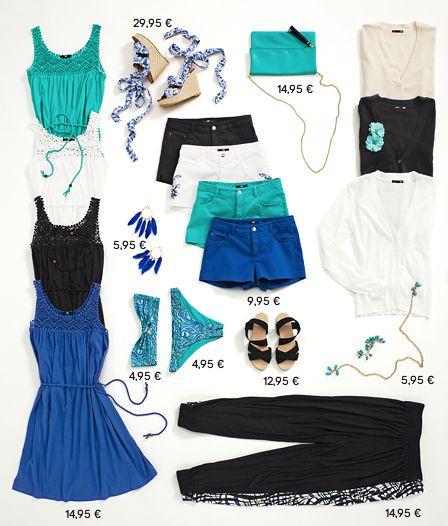 modamujer: Dónde Encontrarlo, Women S Laydowns, Laydown Shots, Grouping Short, Laydowns Summer, Lundlund Sofia, Clothing Cutouts, Email Design