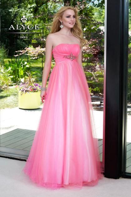 Alyce Paris 6099 Dress at Peaches Boutique