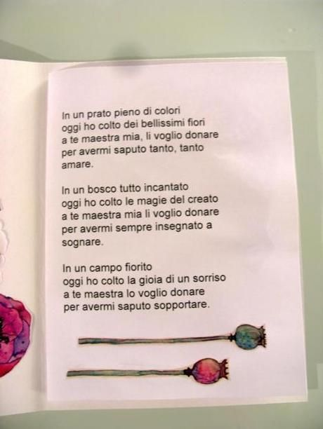 Poesia x maestra