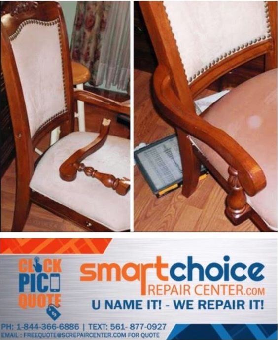 9 best Chair Repair images on Pinterest Delivery, Chair and Chairs - repair quote
