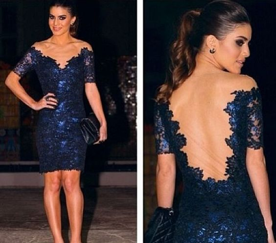 Absolutely Stunning Backless Strapless Party Dress ! | Trending Stylist
