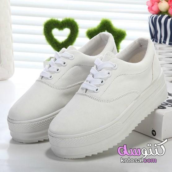 احذية للبنات المراهقات 2020 كوتشيات بناتى 2020 اجدد موضة لاروع الكوتشيات 2020 Kntosa Com 09 20 159 Sneakers Fashion Womens Fashion Sneakers Shoes