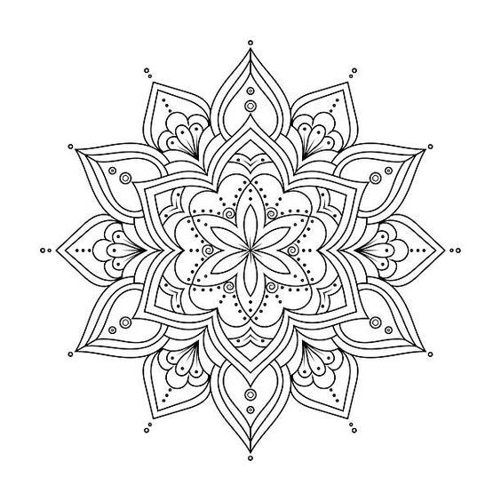 Mandala Ausmalbilder Kostenlos Malvorlagen Windowcolor Zum Drucken Mandala Tattoo Shoulder Geometric Mandala Tattoo Simple Mandala Tattoo