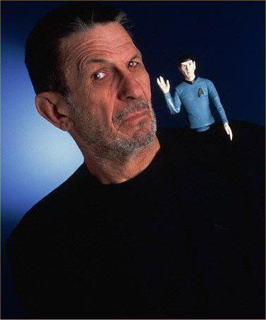Spock on Spock