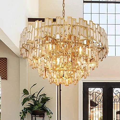 Chandelier Foyer Amazon Com Antilisha Gold Crystal Chandelier Lighting Foyer H In 2020 Crystal Chandelier Lighting Modern Crystal Chandelier Geometric Chandelier,2 Bedroom House Designs Pictures In Kenya