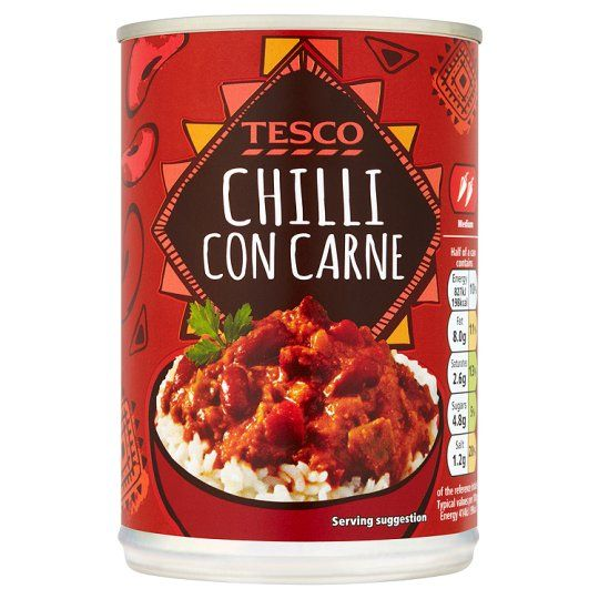 Chilli Con Carne 400g Chilli Con Dog Food Recipes Food