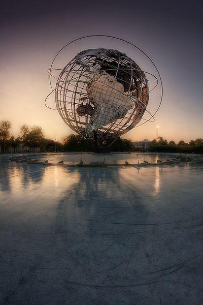 Unisphere - New York City, New York, USA