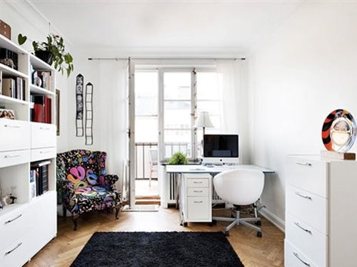 Wondrous Scandinavian Office Images For Organizing Contemporary Largest Home Design Picture Inspirations Pitcheantrous