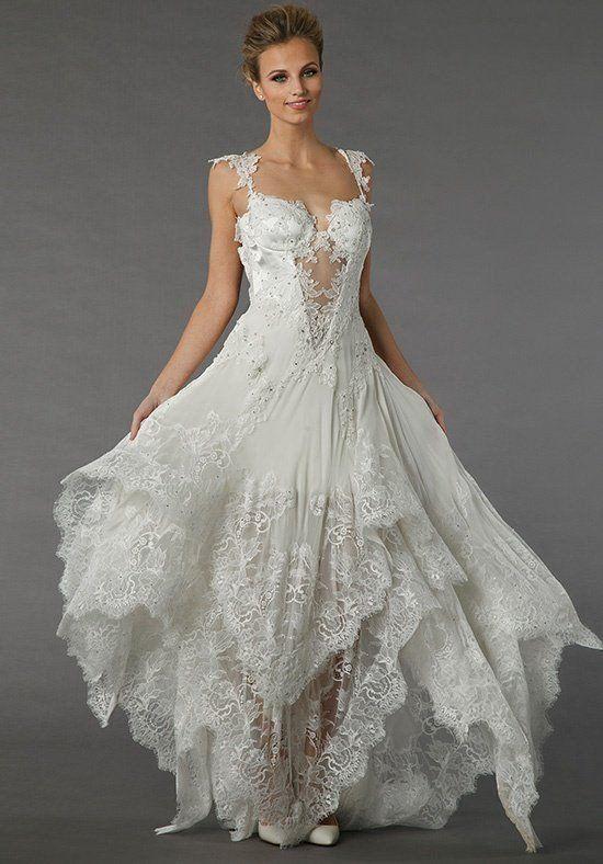 Pnina Tornai Wedding Dress 2015 Beautiful Pnina Tornai For Kleinfeld Pnina Torna In 2020 Pnina Tornai Wedding Dress Shabby Chic Wedding Dresses Chic Wedding Dresses