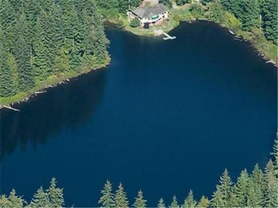 Ever wanted to own your own private 15 acre lake? Now you can!