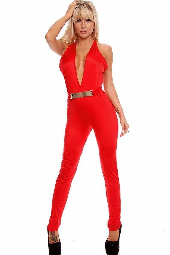 Sexy jump suits