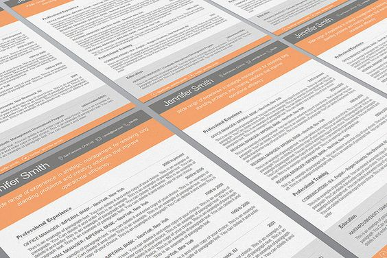 FREE Resume Templates - by ResumeWay - #resume, #resumetemplate - apple pages resume template