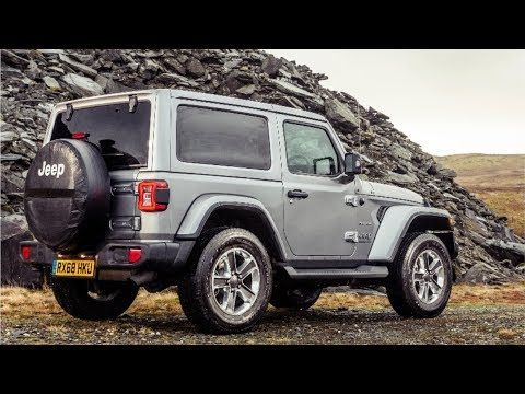 2019 Jeep Wrangler Sahara 2 Door Off Roader Youtube Jeep