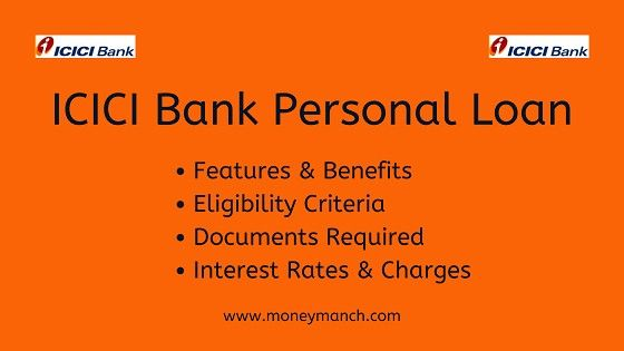 Icici Bank Personal Loan Feature Eligibility And Interest Rate In 2020 Unsecured Ye Statement