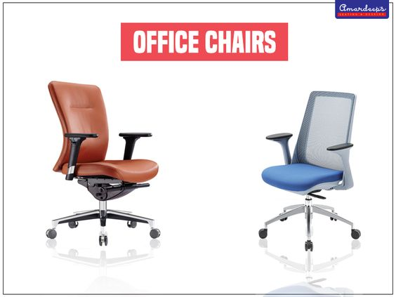 From high profile Director Seats to sturdy & long lasting Executive Chairs, Amardeep has it all. #OfficeChairs