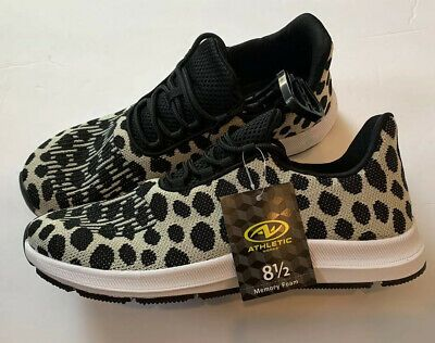 Athletic Works Walmart Shoes Sz 8 5 Snow Leopard Adidas Dupe Print Soft Running Fashion Clothing Shoes Ac In 2020 Leopard Adidas Leopard Print Shoes Athletic Works