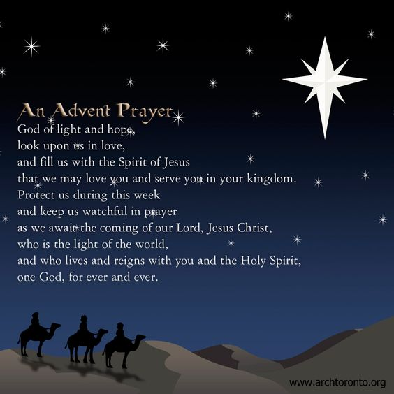 an advent prayer prayers quotes pinterest church. Black Bedroom Furniture Sets. Home Design Ideas
