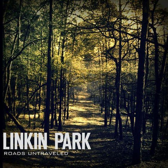 Linkin Park – Roads Untraveled (single cover art)