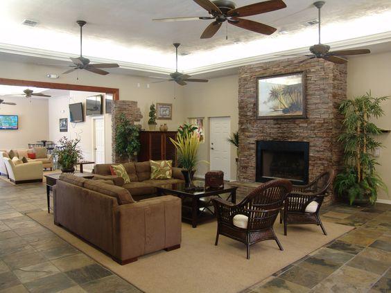 Hampton Oaks Apartments Clubhouse Gainesville Apartment
