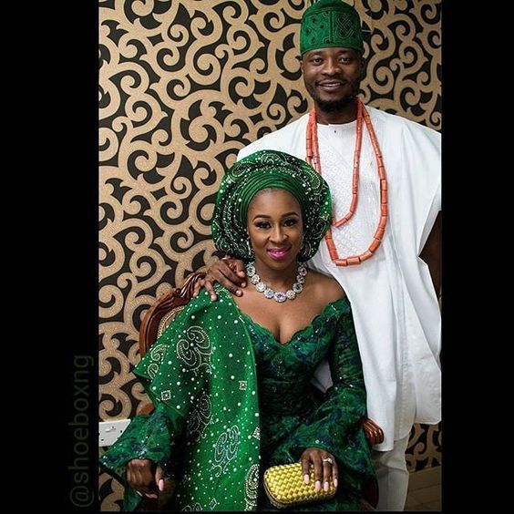 @shoeboxng mua @hermosaa_ng #greenasooke #yorubawedding #yorubabride #sugarweddings #like4like #picoftheday #pretty #ammo2016