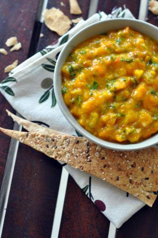Mango Salsa Bm6 Post 1 Recipe Dressing For Fruit Salad