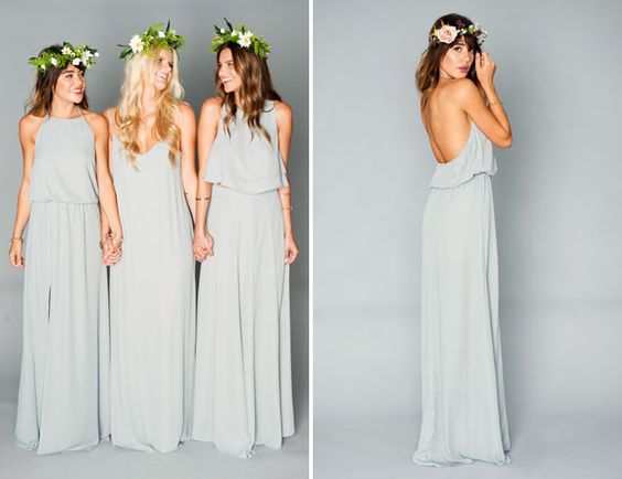 Obsessed with these styles for bridesmaid dresses @ashleycarr317 @edencyoung @aprilo55 @dncreeden