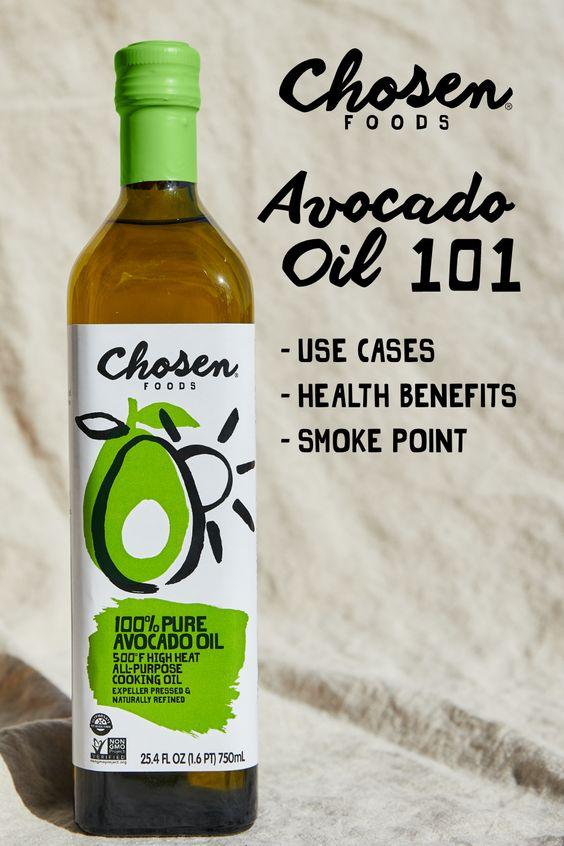 Avocado Oil Health Benefits Avocado Oil 101 Chosen Foods Food Health Benefits Avocado Oil Chosen Foods