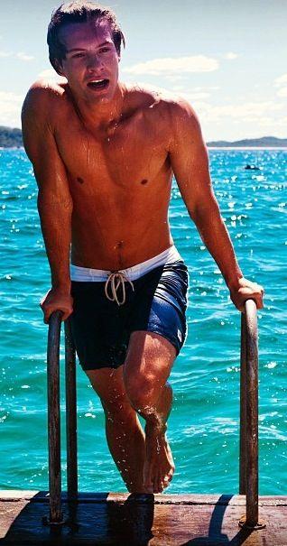 Xavier Samuel shines in Adore with Naomi Watts and Robin Wright Penn. Greek Drama!