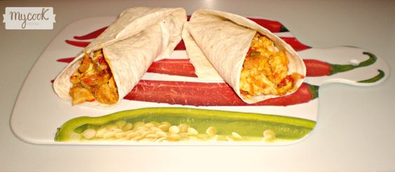 Fajitas # En días previos presentamos las recetas de los burritos y del guacamole, siguiendo la popularización de la comida de origen mejicano o fusión Texas-Mexico (Tex-Mex). Hoy os enseñamos a preparar unas deliciosas fajitas de pollo ... »