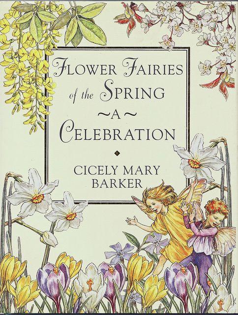 Flower Fairies Cicely Mary Barker And Fairies On Pinterest