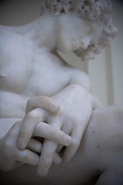 Italian Art ~ #Michelangelo met Lorenzo de' Medici in Orto de' Medici's garden in Florence
