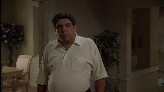 The Sopranos: Season 2, Episode 1 Guy Walks Into a Psychiatrist's Office (16 Jan. 2000) Vincent Pastore, Salvatore 'Big Pussy' Bonpensiero,