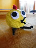 Bits Of Crochet: Chirp or the Little Baby Chick FREE PATTERN