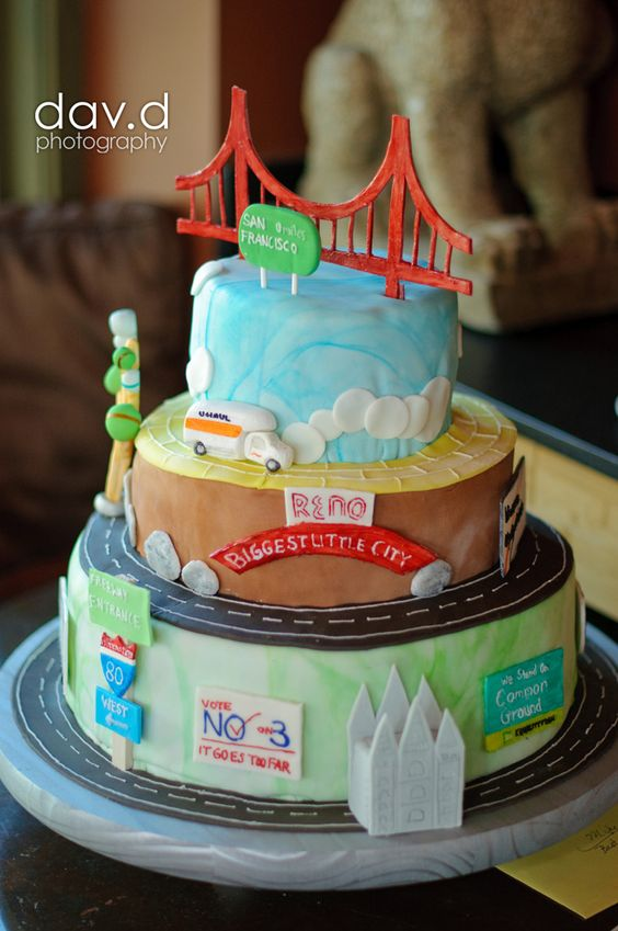 I need this cake! Reno to SF!!!