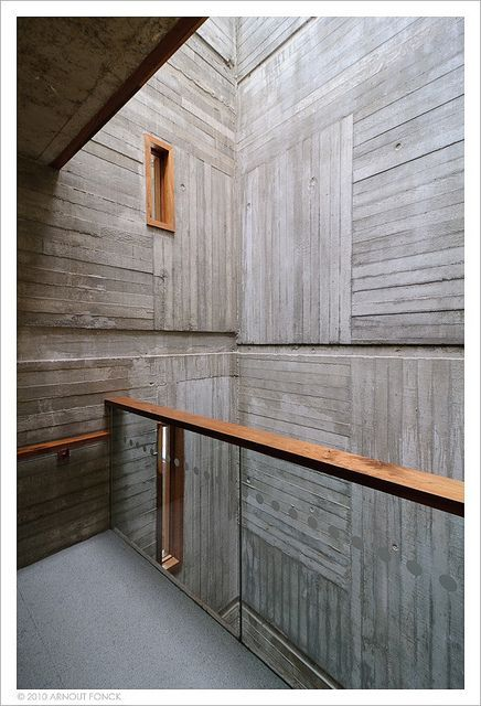 City library, Concrete walls and Ireland on Pinterest