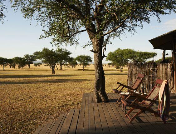 Singita Grumeti's Singita Sabora Tented Camp   #1 hotel in the world   @Travel + Leisure's 2012 World's Best Awards