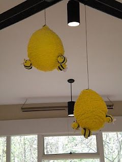 a. party style: bumble bee party
