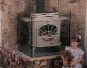 Wood Stove Child Safety Screen Protect Children And Pets