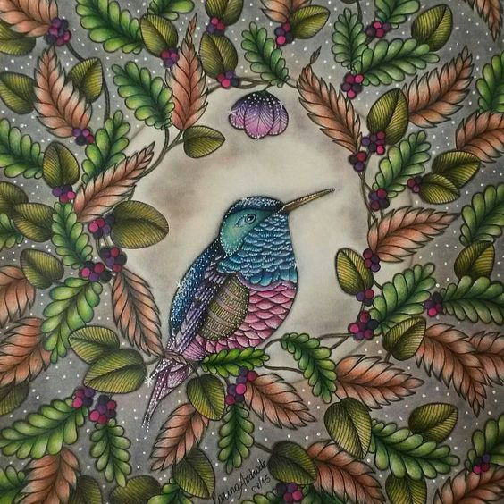 Inspirational Coloring Pages by Karina Andrade #inspiração #coloringbooks #adultcoloring #milliemarotta #reinoanimal #animalkingdom #livrosdecolorir