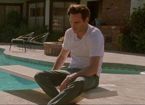 Walk The Line (2005),  Joaquin Phoenix as Johnny Cash