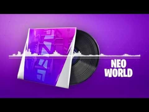 Fortnite Neo World Lobby Music Season 9 Music Pack Youtube In 2020 Fortnite Neo Music