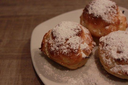 krapfen muffins