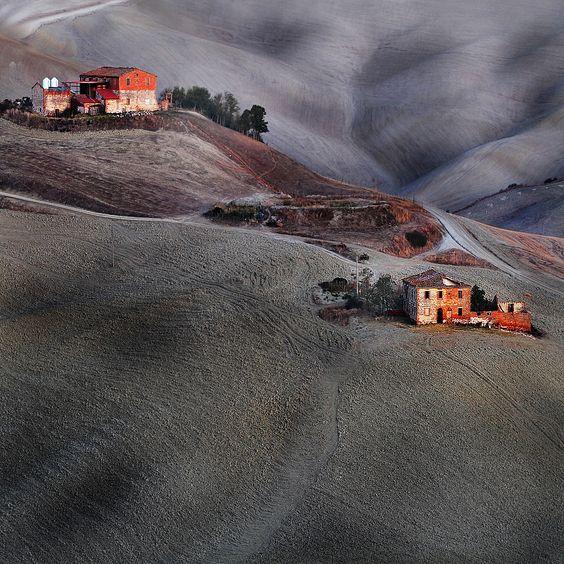Tuscany 6.17 early morning ..  By Edmondo Senatore