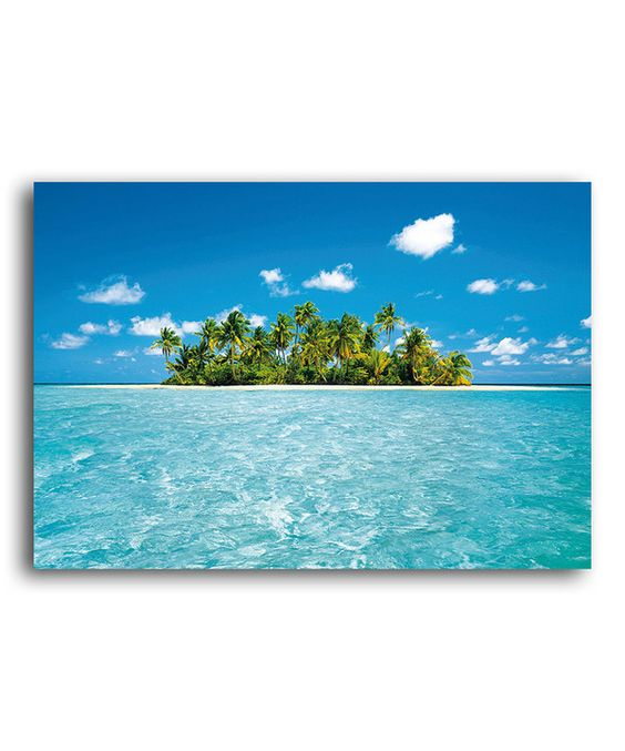 Take a look at this Maldive Dream Wall Mural on zulily today!