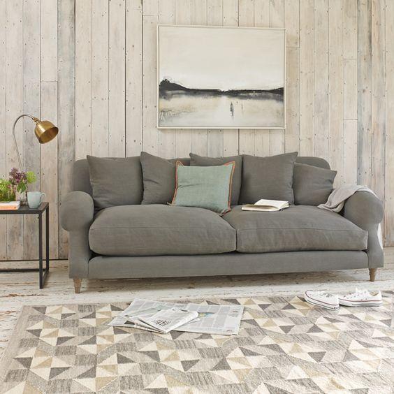 Crumpet sofa. Loaf.com