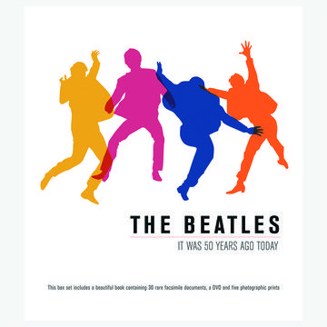 The Beatles: 50 Years Ago Today, $54.50, now featured on Fab.