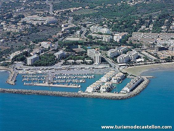 Puerto deportivo de Alcossebre, Alcala de Xivert