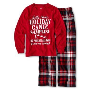 Joe Fresh™ Holiday Pajamas - Boys 1t-5t   Christmas Gift ideas for ...