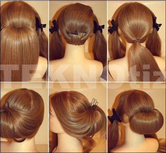 Einfache Abendfrisur Abendfrisur Einfache Elegant Wedding Hair New Hair Style Girls Hair Styles