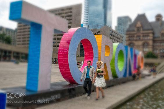 Toronto Wedding by amuretov